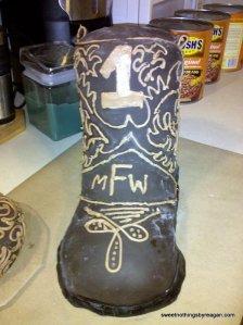 Walker Boot 1
