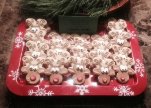 Reindeer tray